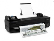 HP DesignJet T120 Printer CQ891A