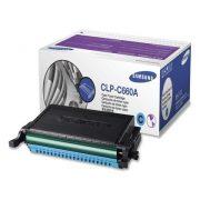 Samsung CLP-C660A Standard Yield Cyan Toner