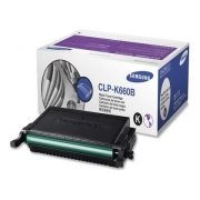 Samsung CLP-K660B High Yield Black Toner
