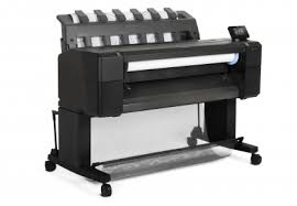 HP Designjet T930 36in Printe