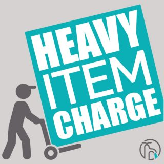 Heavy item charge