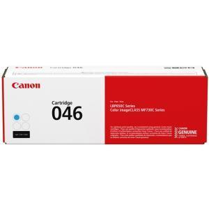 Canon 046 Cyan High Yield Toner 1253C001