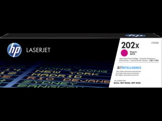 HP 202X High Yield Magent Toner CF503X