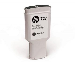 HP 727 130-ml Matte Black Ink Cartridge B3P22A