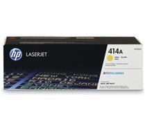 HP 414A standard yield yellow toner