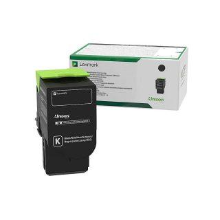 Lexmark 78C1UK0 Black Ultra High Yield Return Program Toner