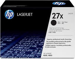 HP 27X Toner C4127X