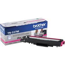 Brother TN-227M High Yield Magenta Toner