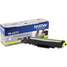 Brother TN-227Y High Yield Yellow Toner