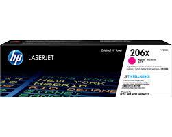 HP 206X High Yield Magenta Toner Cartridge