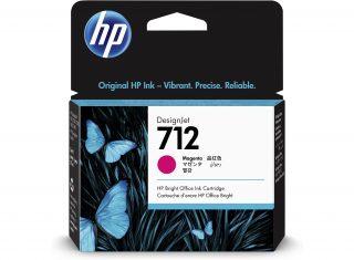 HP 712 Magenta Ink Cartridges
