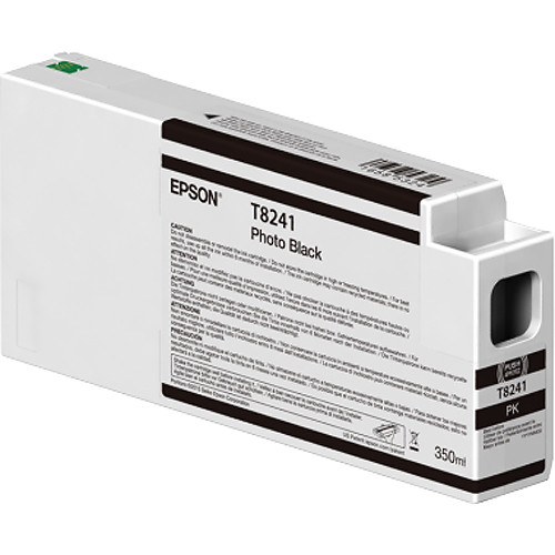 Epson T8241 Photo Black Ink Cartridge