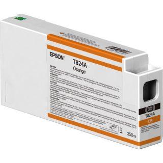 Epson T824A Orange Ink Cartridge