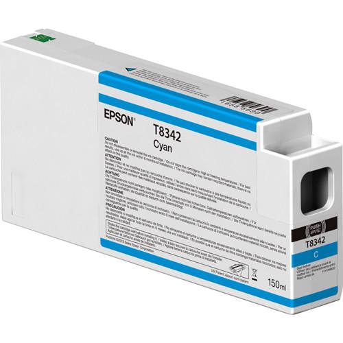 Epson T8342 Cyan Ink Cartridge