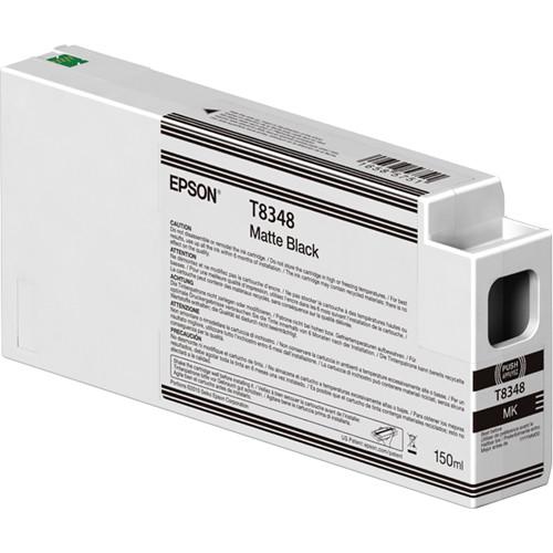 Epson T8348 Matte Black Ink Cartridge